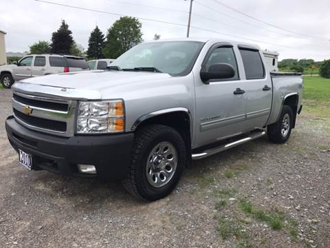 2010 Chevrolet Silverado 1500 for sale at CERTIFIED AUTO SALES in Le Roy NY