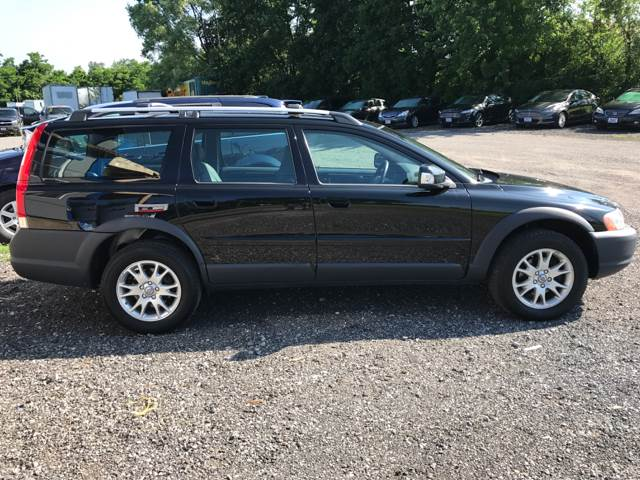 2007 Volvo XC70 for sale at CERTIFIED AUTO SALES in Le Roy NY