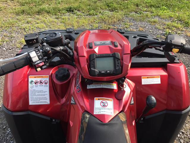 2010 Polaris Sportsman EPS for sale at CERTIFIED AUTO SALES in Le Roy NY