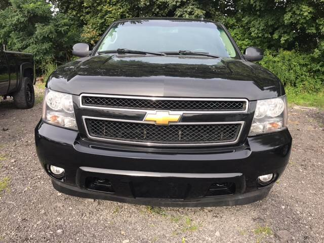 2012 Chevrolet Suburban for sale at CERTIFIED AUTO SALES in Le Roy NY