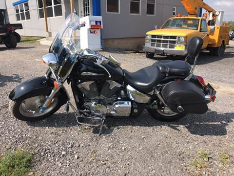 2007 2007 VTXR 1300 for sale at CERTIFIED AUTO SALES in Le Roy NY