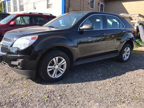 2012 Chevrolet Equinox for sale at CERTIFIED AUTO SALES in Le Roy NY