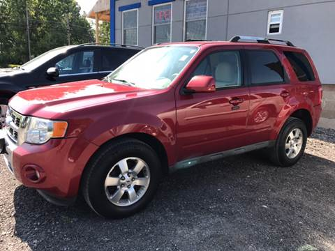2009 Ford Escape for sale at CERTIFIED AUTO SALES in Le Roy NY