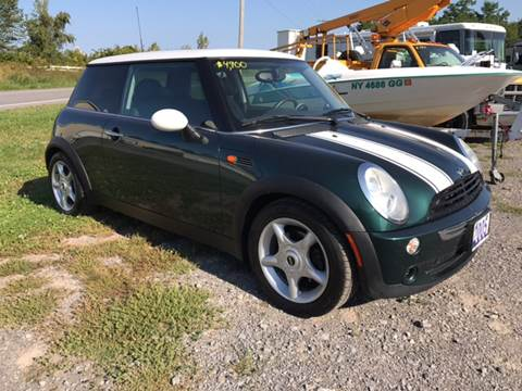 2005 MINI Cooper for sale at CERTIFIED AUTO SALES in Le Roy NY