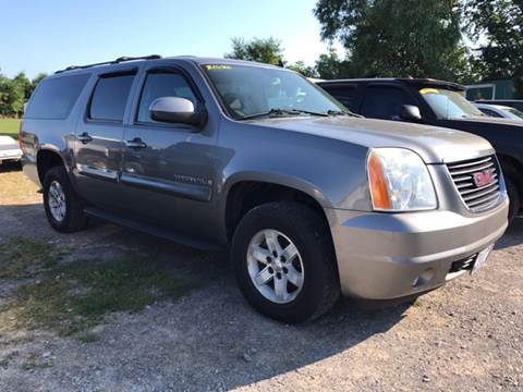 2007 GMC Yukon XL for sale at CERTIFIED AUTO SALES in Le Roy NY