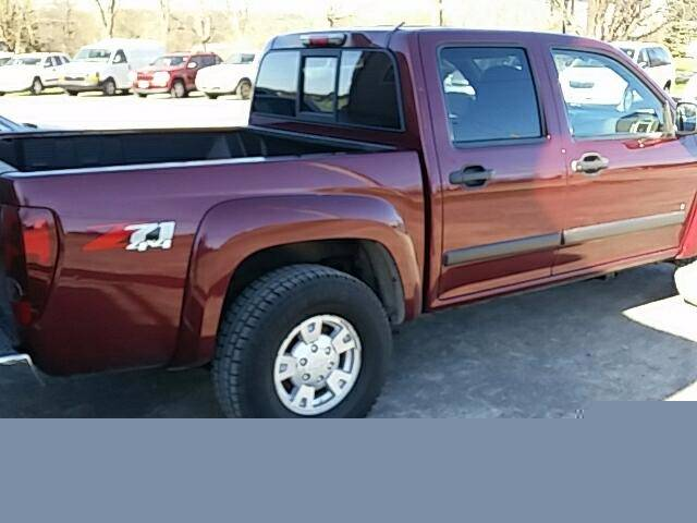 2008 Chevrolet Colorado for sale at CERTIFIED AUTO SALES in Le Roy NY
