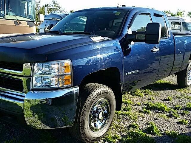 2009 Chevrolet Silverado 3500HD for sale at CERTIFIED AUTO SALES in Le Roy NY