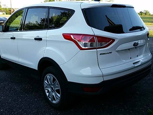 2013 Ford Escape for sale at CERTIFIED AUTO SALES in Le Roy NY
