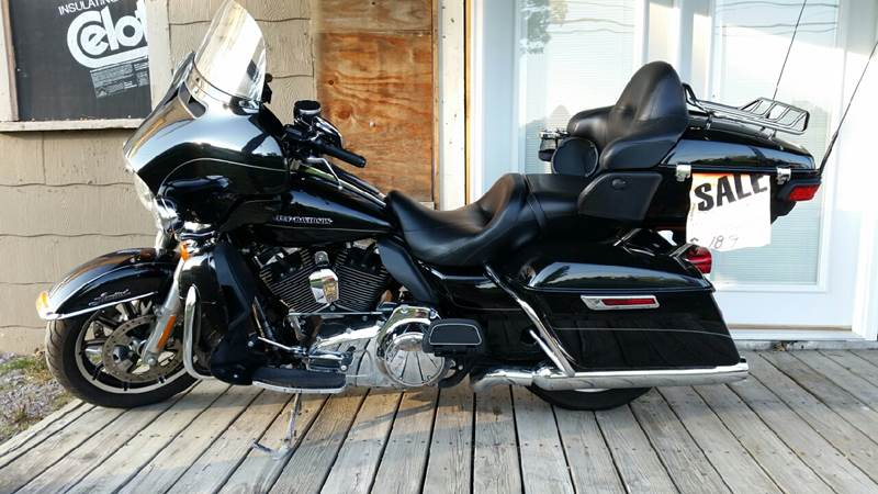 2015 Harley-Davidson FLHTK Ultra Classic Limited for sale at CERTIFIED AUTO SALES in Le Roy NY