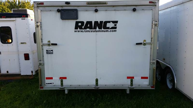 2006 Rance Renegade Trailer for sale at CERTIFIED AUTO SALES in Le Roy NY