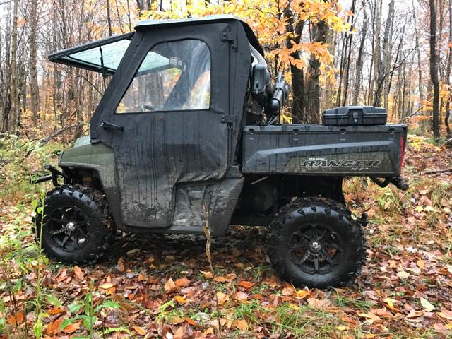 2009 Polaris Ranger for sale at CERTIFIED AUTO SALES in Le Roy NY
