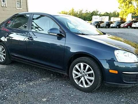 2010 Volkswagen Jetta for sale in Le Roy, NY