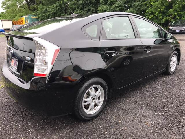 2010 Toyota Prius for sale at CERTIFIED AUTO SALES in Le Roy NY