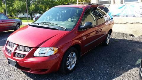 2004 Dodge Caravan for sale at CERTIFIED AUTO SALES in Le Roy NY