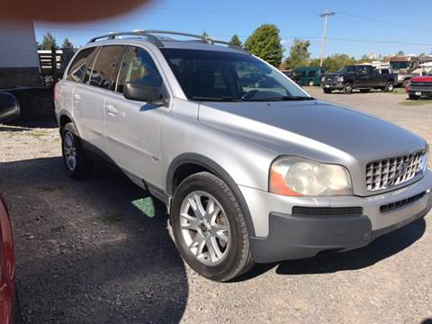 2005 Volvo XC90 for sale at CERTIFIED AUTO SALES in Le Roy NY