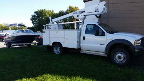 2005 Ford F-450 for sale at CERTIFIED AUTO SALES in Le Roy NY