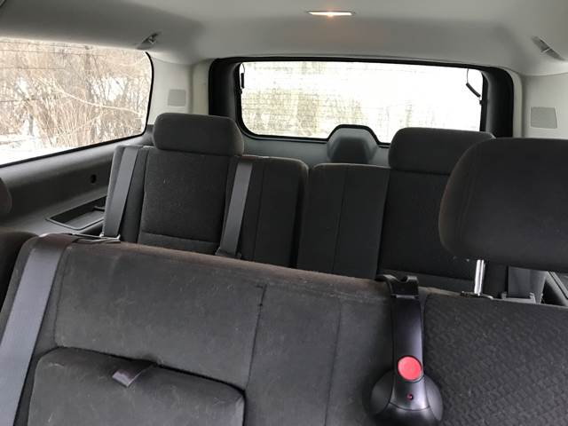 2008 Chevrolet Suburban for sale at CERTIFIED AUTO SALES in Le Roy NY