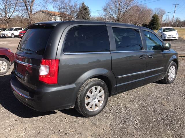 2012 Chrysler Town and Country for sale at CERTIFIED AUTO SALES in Le Roy NY