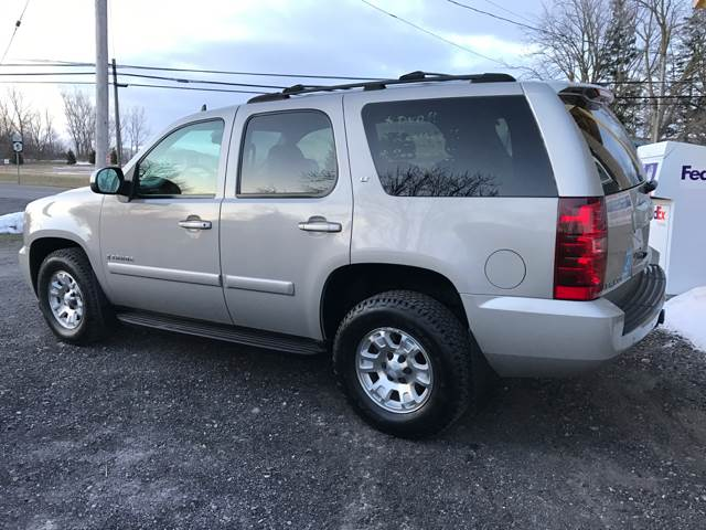 2007 Chevrolet Tahoe for sale at CERTIFIED AUTO SALES in Le Roy NY