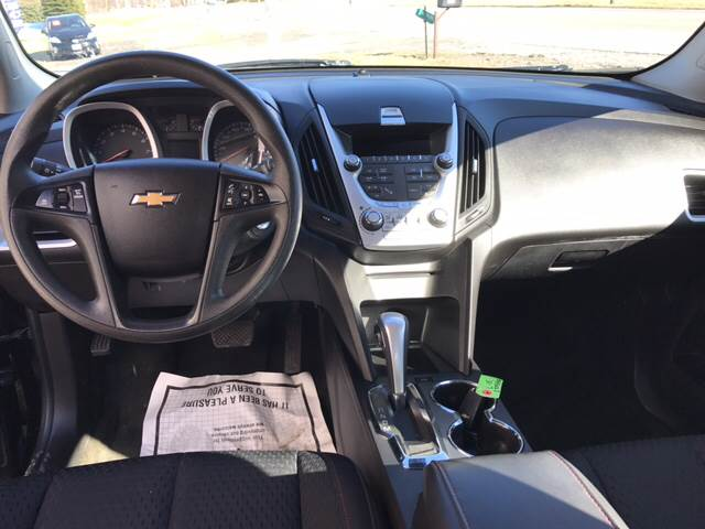 2014 Chevrolet Equinox for sale at CERTIFIED AUTO SALES in Le Roy NY