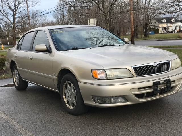 1999 Infiniti I30 for sale at CERTIFIED AUTO SALES in Le Roy NY