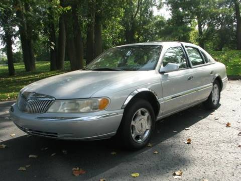 2001 Lincoln Continental for sale in Elkhart, IN