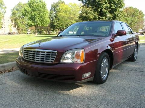 2000 Cadillac DeVille for sale in Elkhart, IN