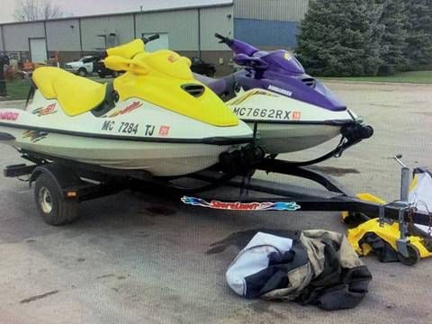 1997 Bombardier Seadoo for sale in Elkhart, IN