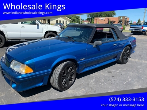 1992 Ford Mustang for sale in Elkhart, IN