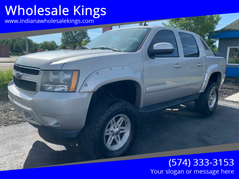 2008 Chevrolet Avalanche for sale at Wholesale Kings in Elkhart IN