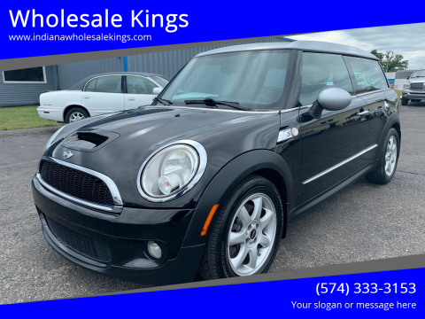 2010 MINI Cooper Clubman for sale at Wholesale Kings in Elkhart IN