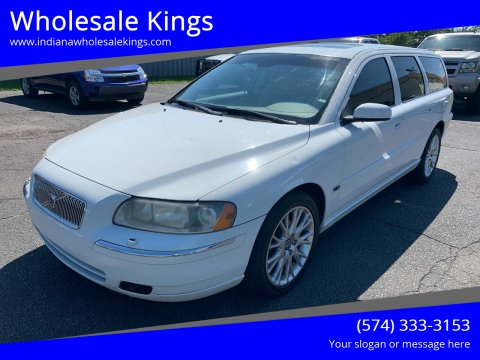 2006 Volvo V70 for sale at Wholesale Kings in Elkhart IN