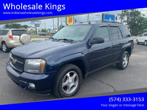 2009 Chevrolet TrailBlazer for sale at Wholesale Kings in Elkhart IN