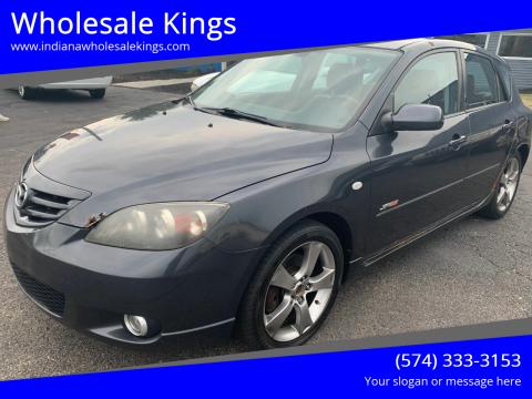 2005 Mazda MAZDA3 for sale at Wholesale Kings in Elkhart IN