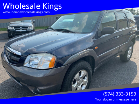 2004 Mazda Tribute for sale at Wholesale Kings in Elkhart IN