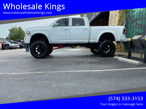 2014 RAM Ram Pickup 2500 for sale at Wholesale Kings in Elkhart IN