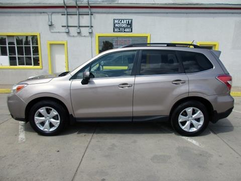 2014 Subaru Forester for sale in Longmont CO