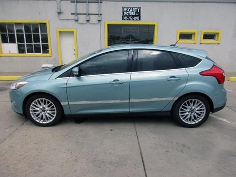 2012 Ford Focus for sale in Longmont, CO