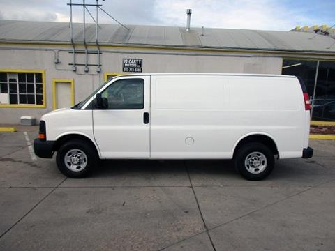 2013 Chevrolet Express Cargo for sale in Longmont, CO