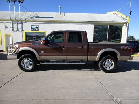 2011 Ford F-350 Super Duty for sale in Longmont, CO