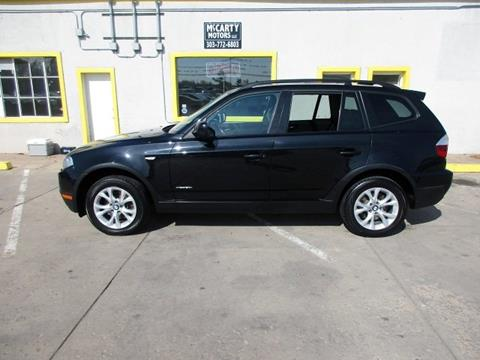 2010 BMW X3 for sale in Longmont CO