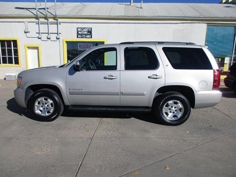 2008 Chevrolet Tahoe for sale in Longmont, CO