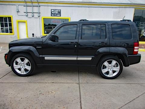 2012 Jeep Liberty For Sale At McCarty Motors LLC In Longmont CO