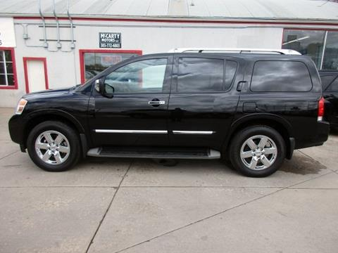 2013 Nissan Armada for sale in Longmont CO