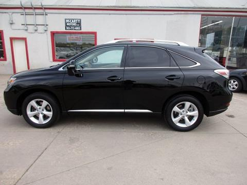 2010 Lexus RX 350 for sale in Longmont CO