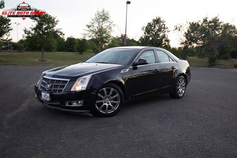 2008 Cadillac CTS for sale at ELITE AUTO GROUP in Fredericksburg VA