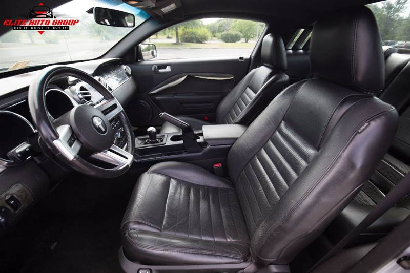2007 Ford Mustang for sale at ELITE AUTO GROUP in Fredericksburg VA