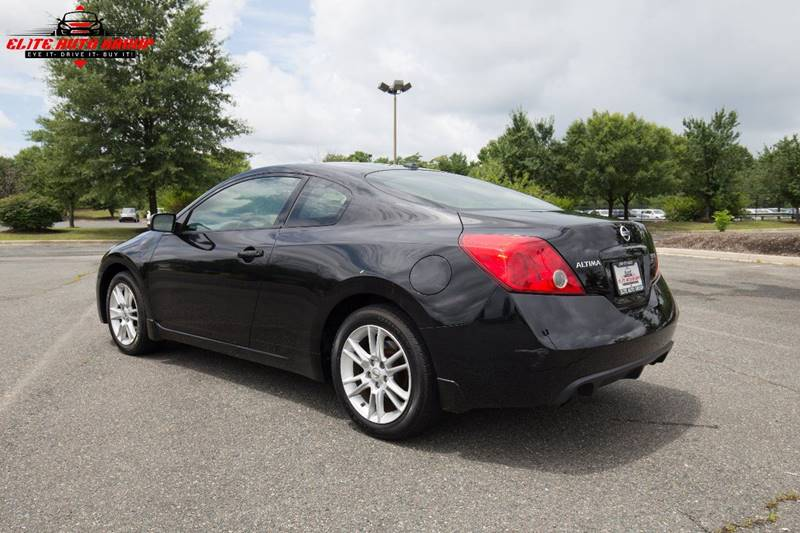2008 Nissan Altima for sale at ELITE AUTO GROUP in Fredericksburg VA