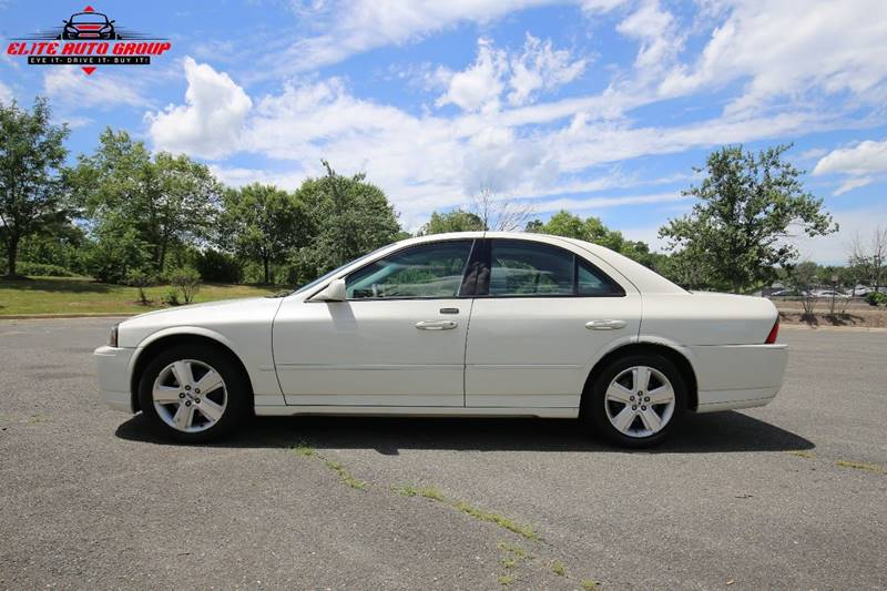 2006 Lincoln LS for sale at ELITE AUTO GROUP in Fredericksburg VA