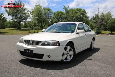 2006 Lincoln LS for sale at ELITE AUTO GROUP in Fredericksburg VA